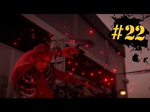 Hank's Back - Infamous Second Son Walkthrough Part 22 w/ Wonder