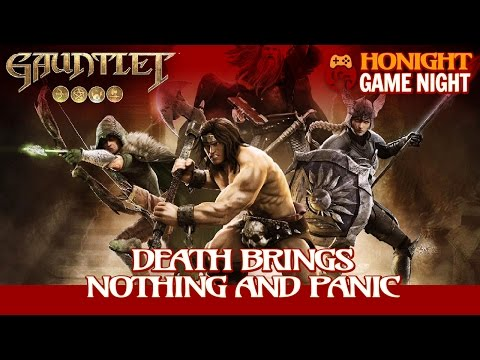 Gauntlet - Death Brings Nothing and Panic