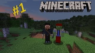 Minecraft Хардкор #1 Начало