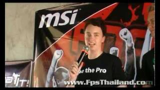 MSI Fnatic Camp in Thailand 2010 Part : 1