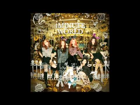 03. Jihyun & Jiyoon & Sohyun (4Minute) - Let You Know [4Minute - 4Minute World (5th Mini Album)]