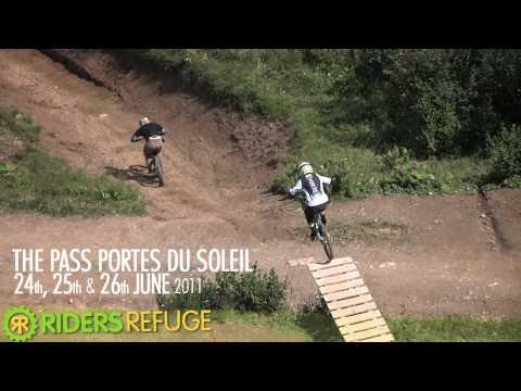 Morzine & Portes Du Soleil MTB events - Summer 2011