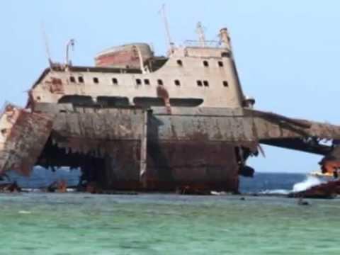 GHOST SHIPS - BARCOS FANTASMA