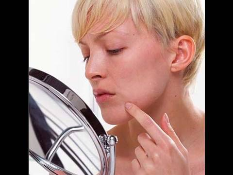 OCULTA CICATRICES DE ACNE con maquillaje