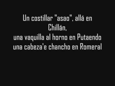 Poema del Amigo -Tito Fernandez