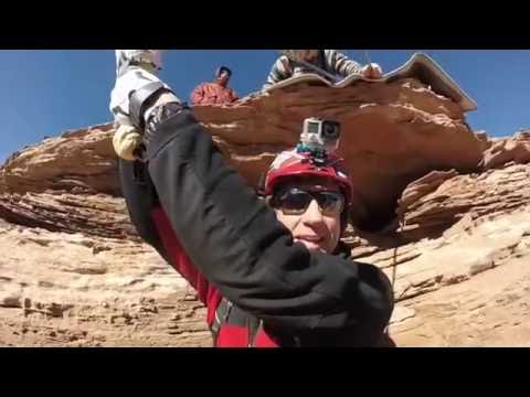 Zipline BASE Jumping | Because it's AWESOME!