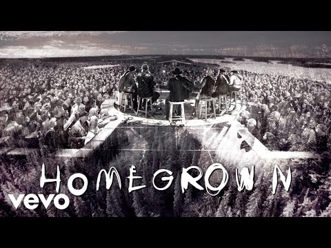 Zac Brown Band - Homegrown (Lyric Video)