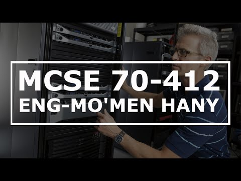 03-MCSE 70-412 (Configuring Advanced Windows Server 2012 Services) (Advanced File Services Part 1)