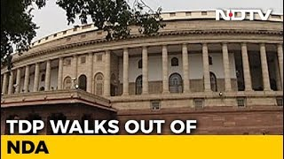 Centre Faces No-Trust Push In Parliament Today - NDTV