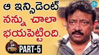 Ram Gopal Varma Exclusive Interview Part #5 || Frankly With TNR || Talking Movies With iDream - IDREAMMOVIES