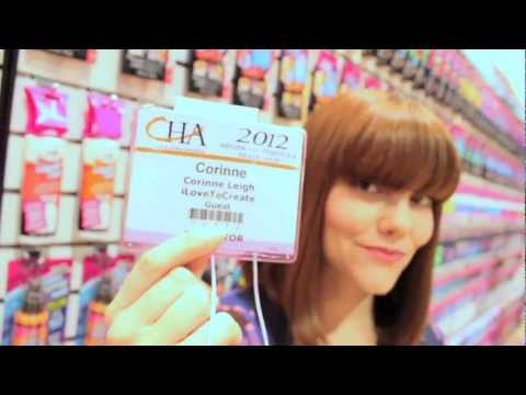 ThreadBanger's iLoveToCreate Tour of CHA 2012