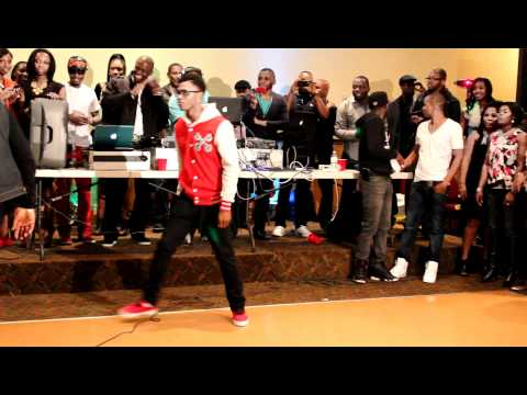 Azonto Dancing Competition - Champion - Toronto 2012