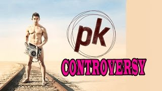 PK lands in a new controversy | PK Movie - ZOOMDEKHO