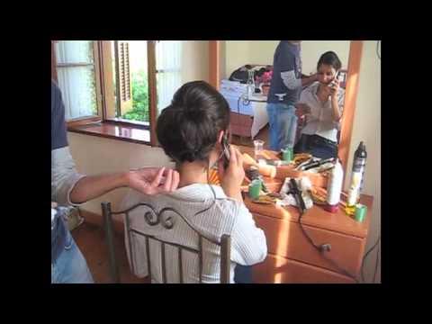 תסרוקת כלה - דקל עוז מעצב שיער - נטע לי