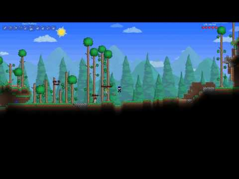 Terraria Multiplayer 1.1 | EP 1 | Ft. AlgolGaming, Brocknash, OfficialTrazom, Blobex