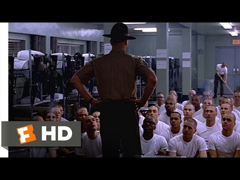 Stateside (4/10) Movie CLIP - Do You Want to be Men? (2004) HD