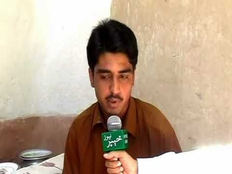 MUHAMMAD ISRAR KHYBER NEWS PKG ONA SON ofRoadside vender of Talash gets medical seat  13 08 012 mpeg2video