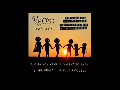 Skrillex & KTN feat. Fatman Scoop & Michael Angelakos — Recess (Flux Pavilion Remix) [1,5× Speed]