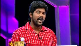 Oru Varthai Oru Latcham 01-03-2015 Promo Vijay tv Show