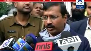It was a 'Fake Sting', says Arvind Kejriwal | BJP sure that AAP is in trouble - ABPNEWSTV