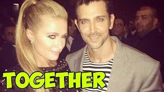 Hrithik Roshan and Paris Hilton to work together in a film? | Bollywood News