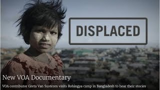 VOA Documentary: Displaced - VOAVIDEO