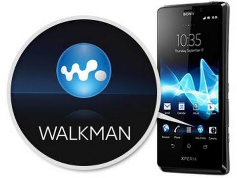 Reproductor Walkman Para Cualquier Dispositivo Android