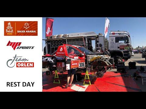 Autoperiskop.cz  – Výjimečný pohled na auta - Sedmá etapa Dakaru pro Martina Prokopa ve znamení třináctek