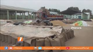 Pethai Cyclone Effect On Telangana | Farmers Fears On Rains In Wyra | iNews - INEWS