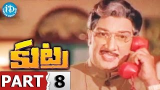 Kutra Full Movie Part 8 || Arjun, Purnima, Jayanthi || K S R Das || Satyam - IDREAMMOVIES