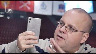 Sony Xperia XZ. 3 уровня впечатлении?.