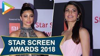 Star Screen Awards 2018 | Full Red Carpet Event | Part 2 - HUNGAMA