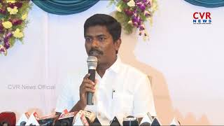 Pithala Murthy Yadav Comments on YCP Leaders Malla Vijay Prasad & Gudivada Amarnath | CVR News - CVRNEWSOFFICIAL