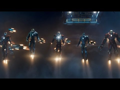 The latest Ironman 3 trailer. So. Much. Awesome.