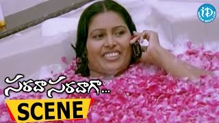 Sarada Saradaga Movie Scenes - Srikanth Introduction || Rajendra Prasad || Siva Balaji - IDREAMMOVIES