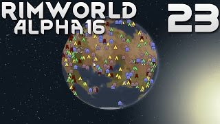 Прохождение RimWorld Alpha 16 EXTREME: #23 - НОВЫЕ ВЕЩИ, РЕНДИ ЧУШКА!
