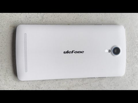 Ulefone Be Pure unboxing in italiano by GizChina.it