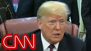 Trump says he's written answers to Mueller questions, isn't 'agitated' by probe - CNN