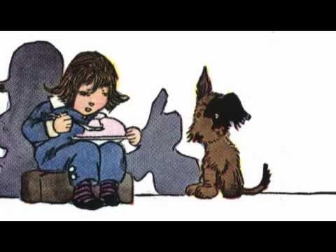 """Baśnie braci Grimm """" Biedny młynarczyk i kotek """" . Audiobook cały"""