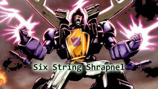 Royalty Free :Six String Shrapnel