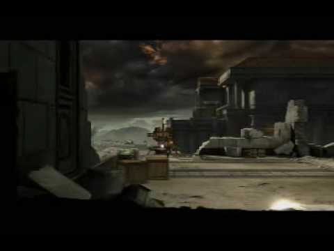 God Of War 3 Disappearing Boss Glitch ###Mapmonkeys Presents###