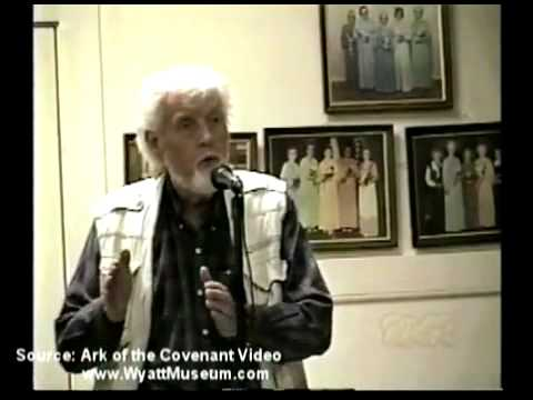 Ron Wyatt Discovers ARK OF COVENANT and JESUS BLOOD SAMPLE Full Testimony - (4 OF 4)