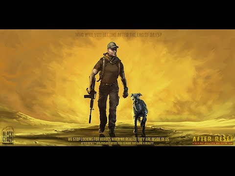 First Look ► After Reset - sci-fi post-apocalyptic RPG | Kickstarter