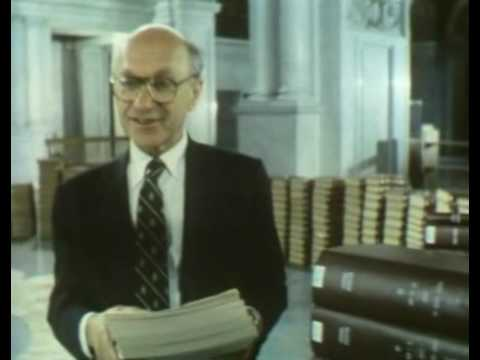 Ep. 7 - Who Protects the Consumer [1/7]. Milton Friedman's Free to Choose (1980)