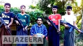 Arakan Rohingya Salvation Army calls for armed struggle - ALJAZEERAENGLISH