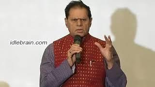 Hasya Nata Brahma title Presentation to Brahmanandanm - idlebrain.com - IDLEBRAINLIVE