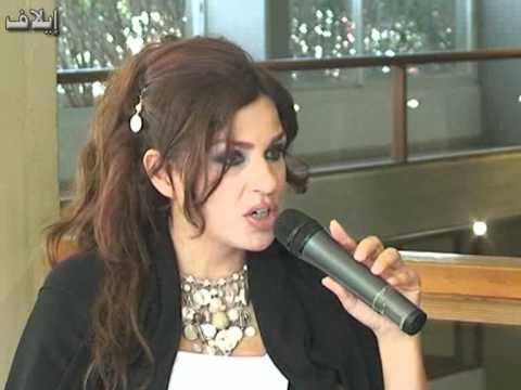 Grace Deeb in live interview with Elaph - 1 / 8 / 2010