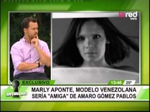 Marly Aponte, modelo venezolana, sería