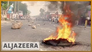 🇭🇹Haiti protests erupt over politicians' misuse of Petrocaribe Funds l Al Jazeera English - ALJAZEERAENGLISH
