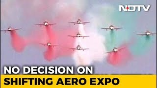 As UP Lobbies For Aero India, Karnataka Fumes, Attacks Centre - NDTV
